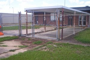 Industrial Commercial Fence Installation And Repair