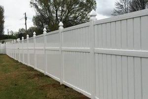 Vinyl Fencing Installation And Repair Ivy Fence Co